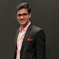 Mr. Aryaman Thakker - Associate Director